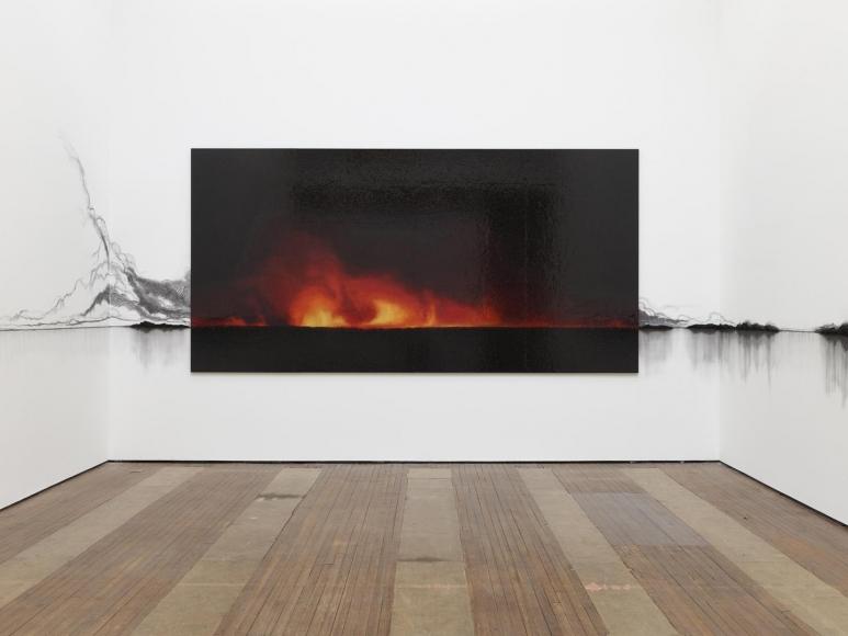 Teresita Fernández,Fire (America)