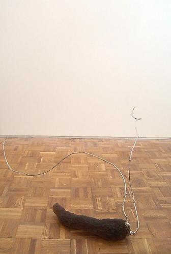 ANYA GALLACCIO to be titled (Yam), 2008
