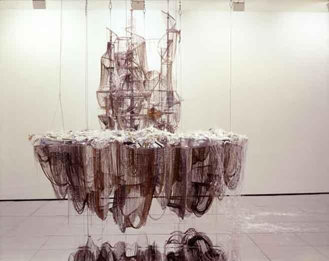 LEE BUL Untitled (After Bruno Taut series), 2008