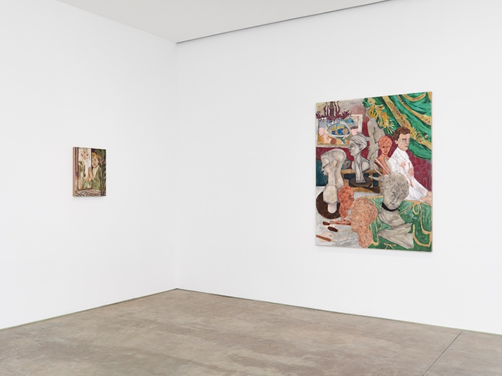 Hernan Bas, Bright Young Things Installation view 5