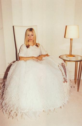 The Clients, Haute Couture: Marie-Chantal of Greece, Paris, 1999