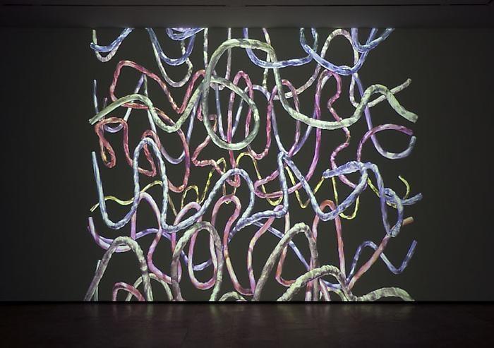 Jennifer Steinkamp Installation View 3