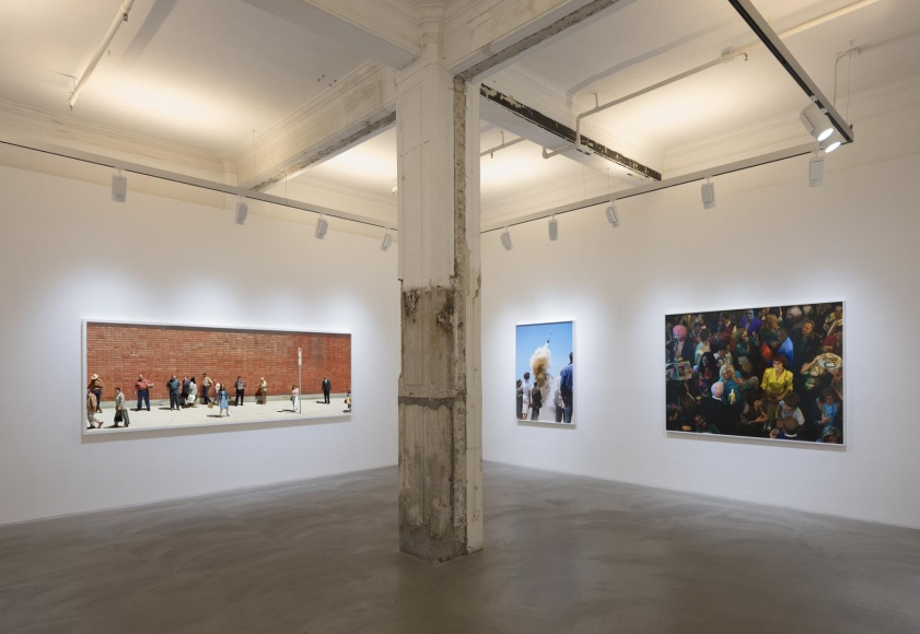 Alex Prager installation view 1