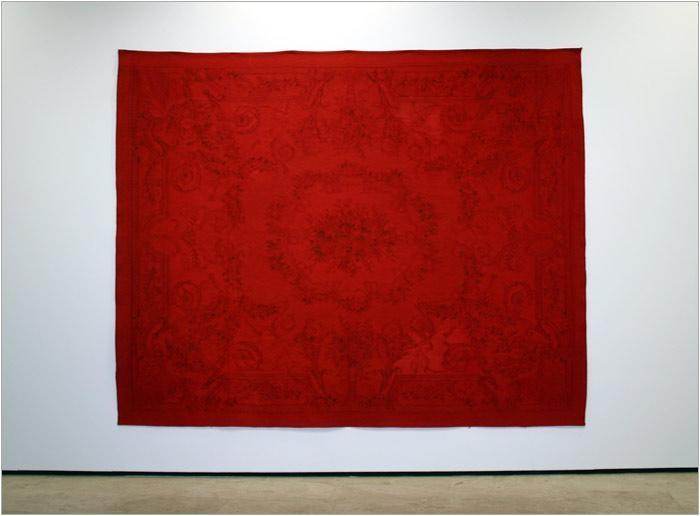 Aubusson Rosso, 2006