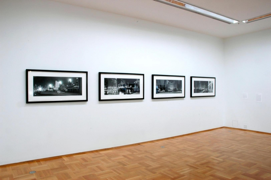Installation view of Catherine Opie: Chicago (American Cities) at the Museum of Contemporary Art, Chicago