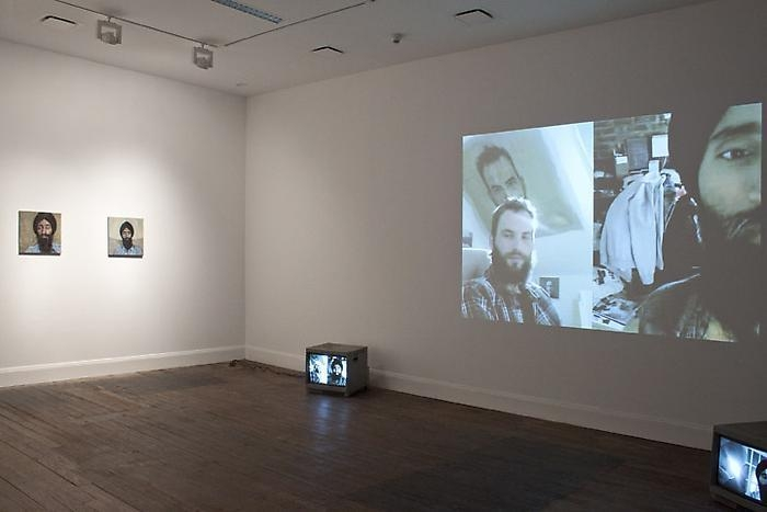 SANDRO KOPP There You Are Installation View 6
