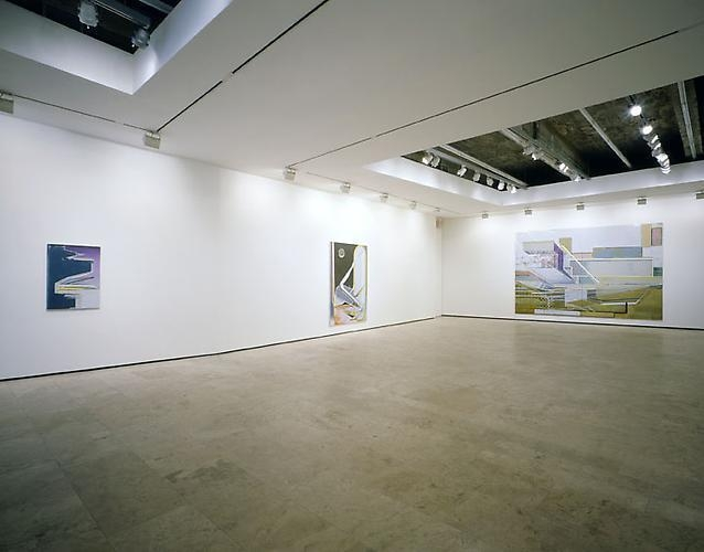 CHRISTIAN HELLMICH: The Array/Transfer-Domino Installation view 4