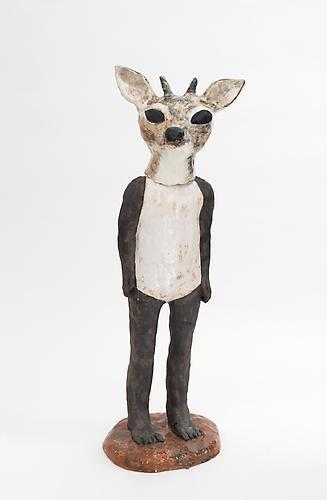 KLARA KRISTALOVA Very Dark Deer, 2011