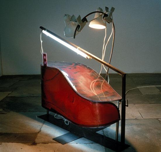 Luminous Shoe, 1996-1998