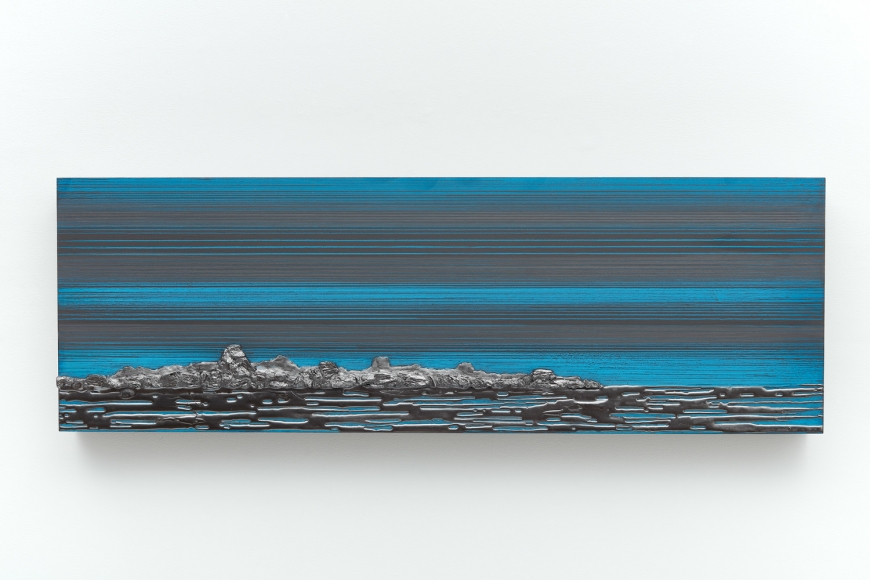 TERESITA FERNÁNDEZ Rise and Fall #4, 2017
