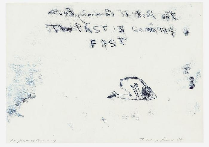 TRACEY EMIN The past is Comming, 2009