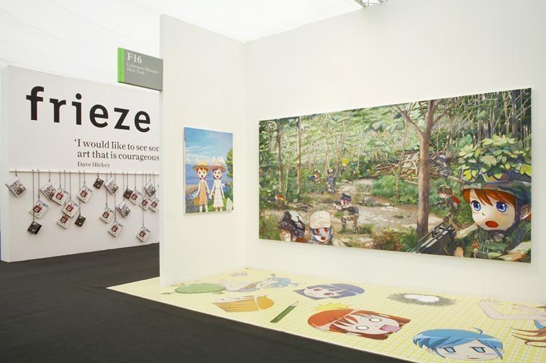 Frieze Art Fair 2007