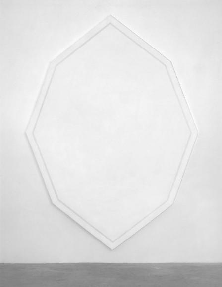 瑪麗·ç§'西 Untitled (Octagonal White), 1964