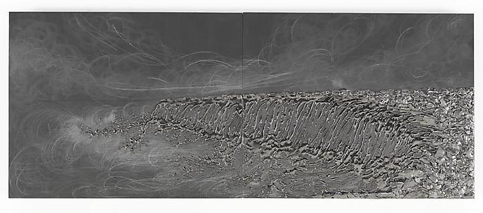 TERESITA FERNANDEZ Nocturnal (Curved Waters), 2009