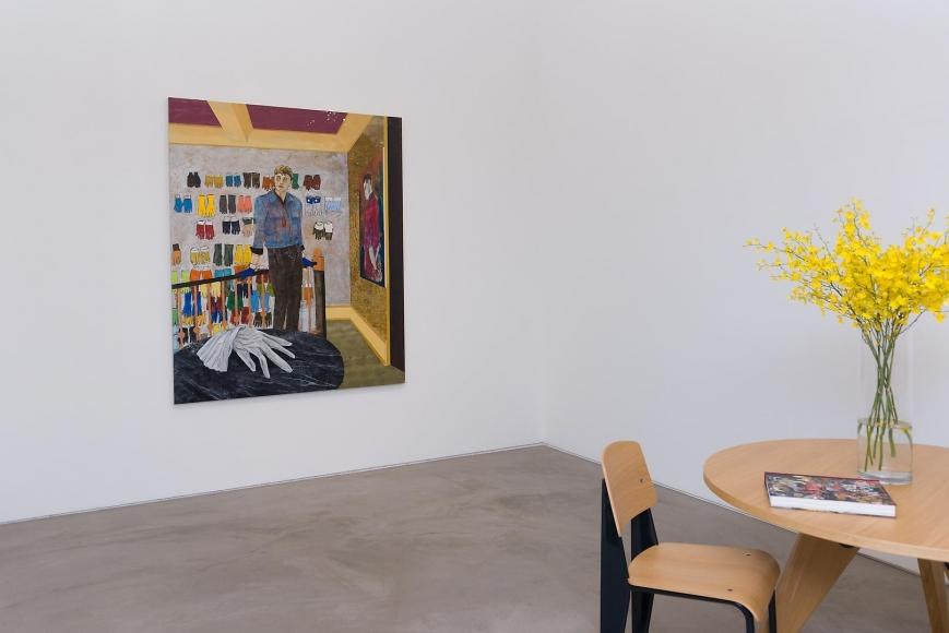 Hernan Bas: Case Studies Installation view 4