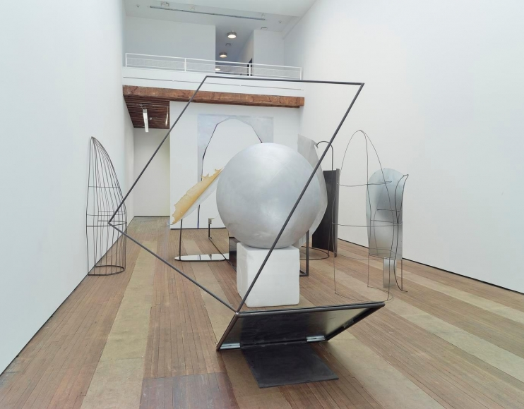 LIU WEI Installation view 8