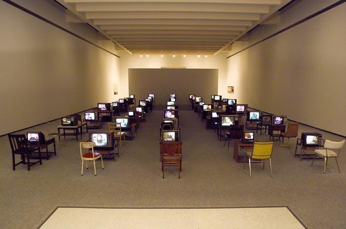 Kuba, 2004 Installation at Carnegie International