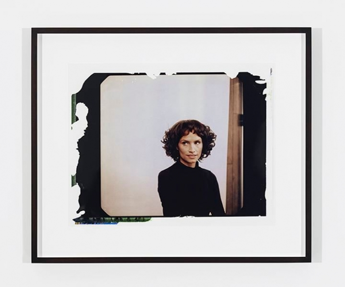 MICKALENE THOMAS Polaroid Series #12, 2016
