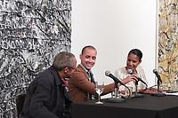 Angel Otero and Jack Whitten in conversation