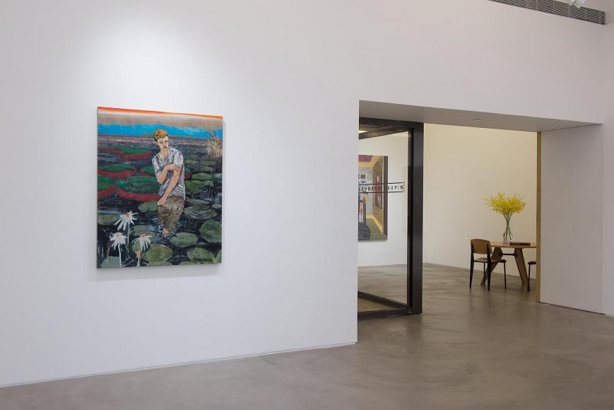 Hernan Bas: Case Studies Installation view 5