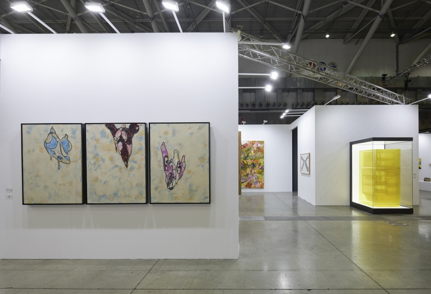 Taipei Dangdai 2019, Installation view