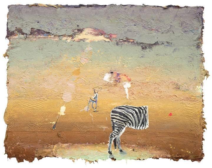 MATTHIAS WEISCHER Sand (Sand),2015