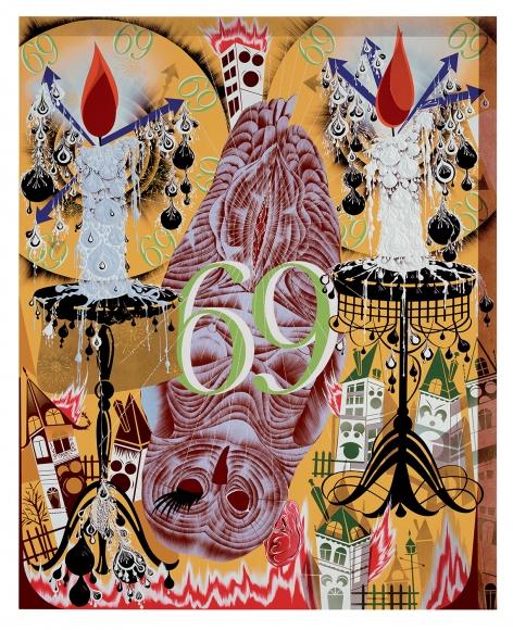 LARI PITTMAN, Transfigurative and Needy, 1991