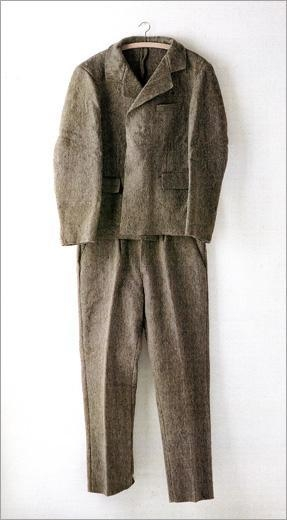 JOSEPH BEUYS Felt Suit, 1970