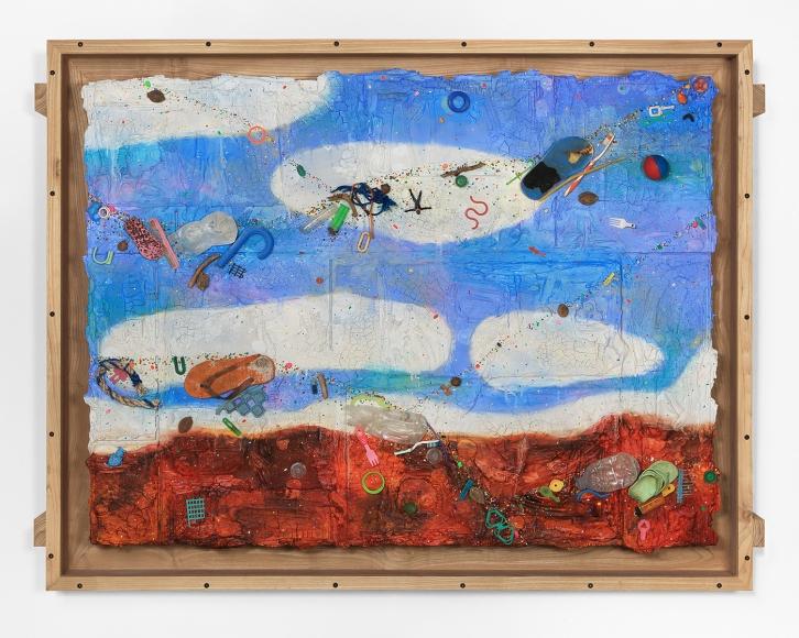 ASHLEY BICKERTON, Round Cloud, 2020