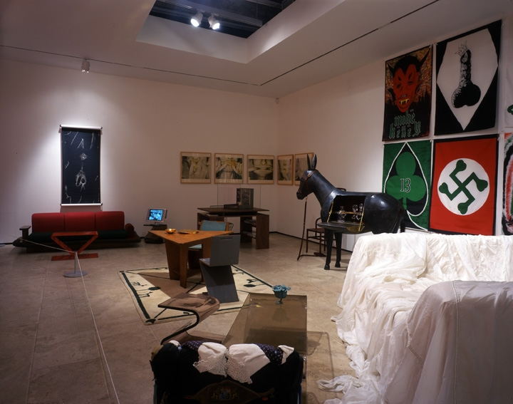 L'Art de Vivre Curated by Josh Baer & Suzanne Demisch 15 April - 14 May 2005 Installation View 2.