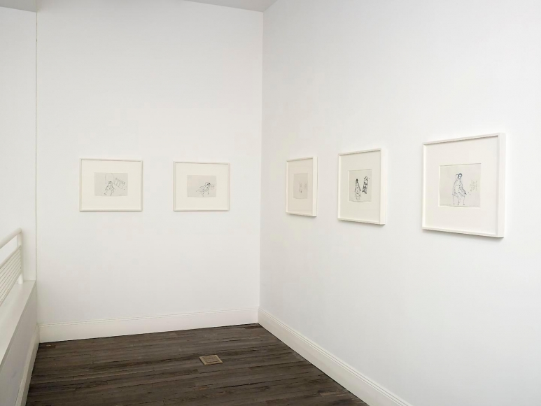 Tracey Emin: I Followed You To The Sun Installation view 6