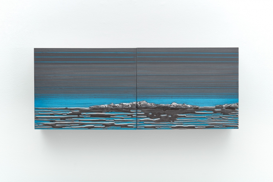 TERESITA FERNÁNDEZ, Rise and Fall #16, 2017