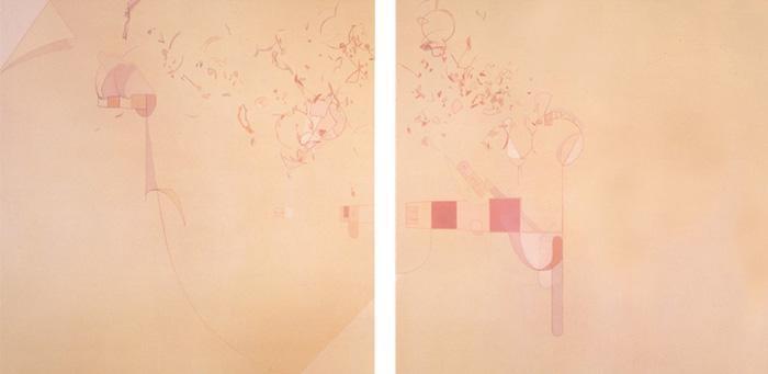 I Love Painting I, 2002