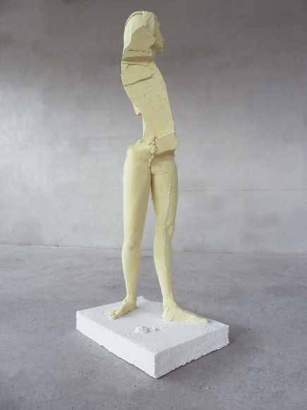 ERWIN WURM She He She (Synthesa), 2013