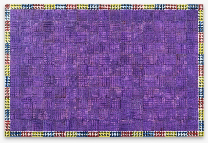 MCARTHUR BINION, Modern:Ancient:Brown(violet), 2020