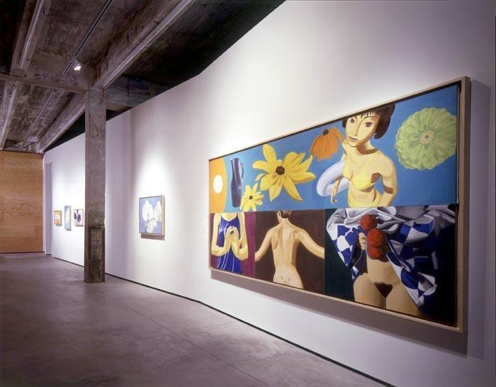 David Salle 8 November - 30 November 2002