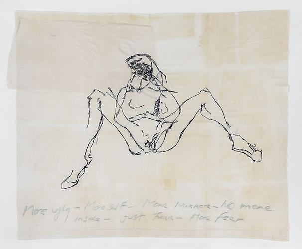 TRACEY EMIN No More Mirror, 2009