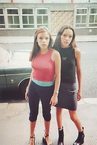 JUERGEN TELLER Desiree and Candice Neil, 1998
