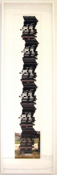 VINCENT MAZEAU, Pallet Stack II, 2005