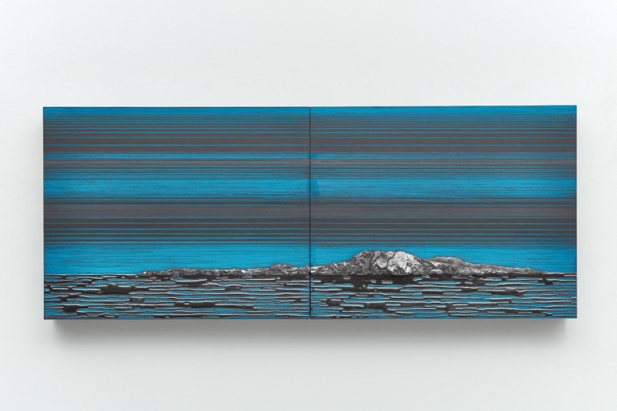 TERESITA FERNÁNDEZ Rise and Fall #10, 2017
