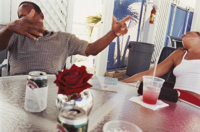 JUERGEN TELLER OJ Simpson, Miami, September 2000
