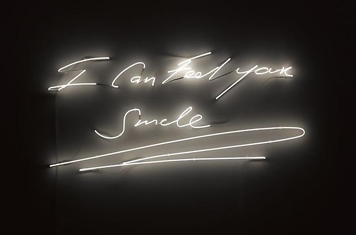 TRACEY EMIN I Can Feel Your Smile, 2005