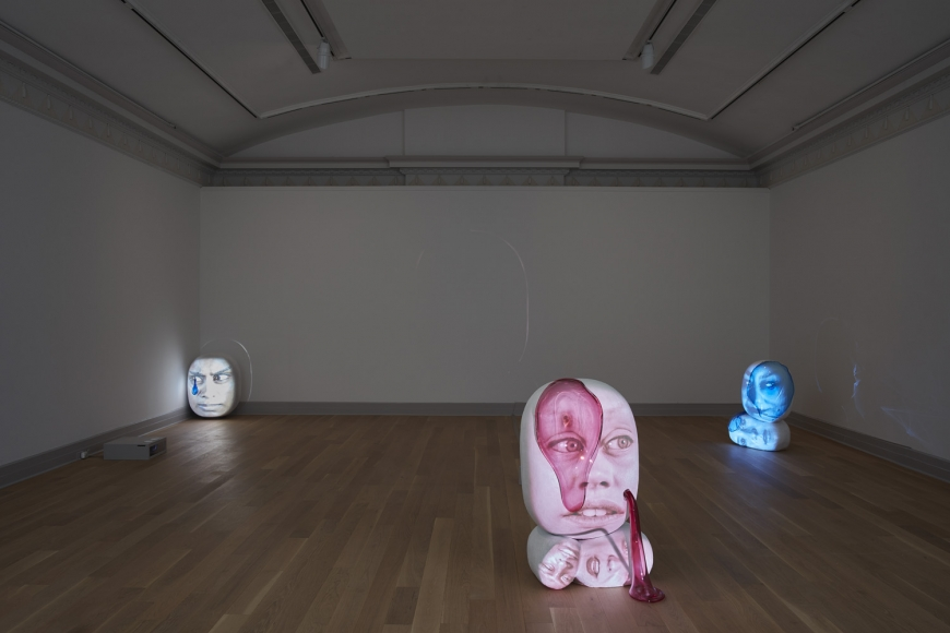 TONY OURSLER, Water Memory