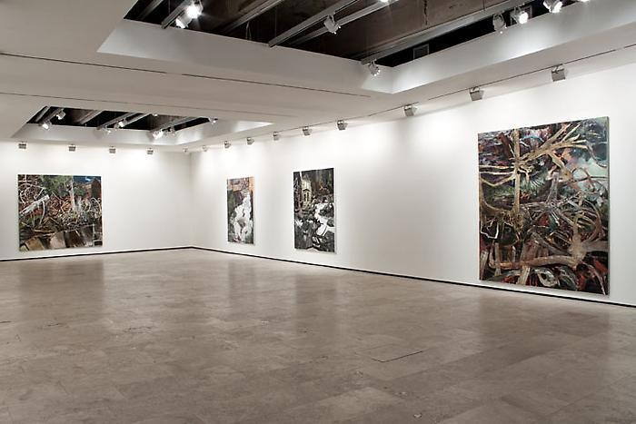 HERNAN BAS Occult Contemporary, installation view 1