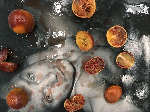 JUERGEN TELLER, Self-reflections, Melancholy and Blood Oranges No. 67, London 2018