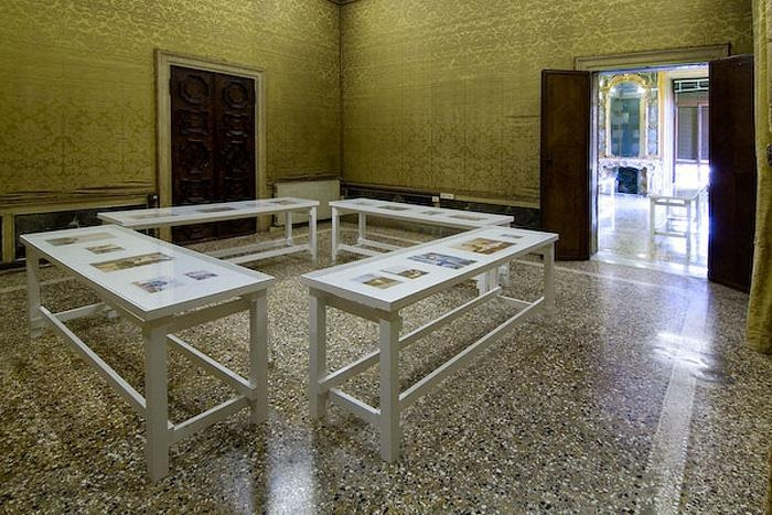 52nd International Venice Biennale, Ukrainian Pavilion