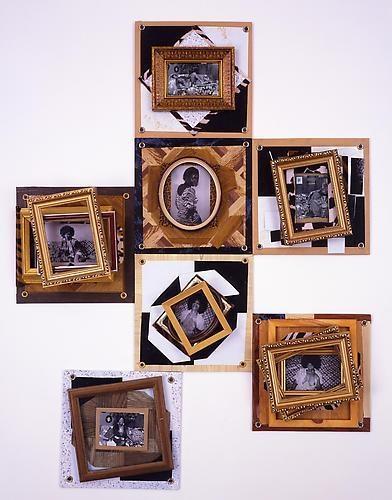 MICKALENE THOMAS Photomontage 5, 2008