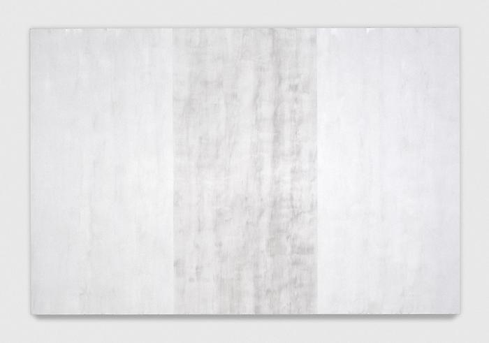 瑪麗·ç§'西 Untitled (White Inner Band, Beveled), 2008