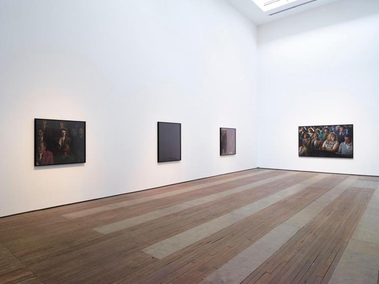 Alex Prager, La Grande Sortie Installation view 1