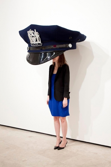 歐文·æ²ƒå§† New York Police Cap, 2010